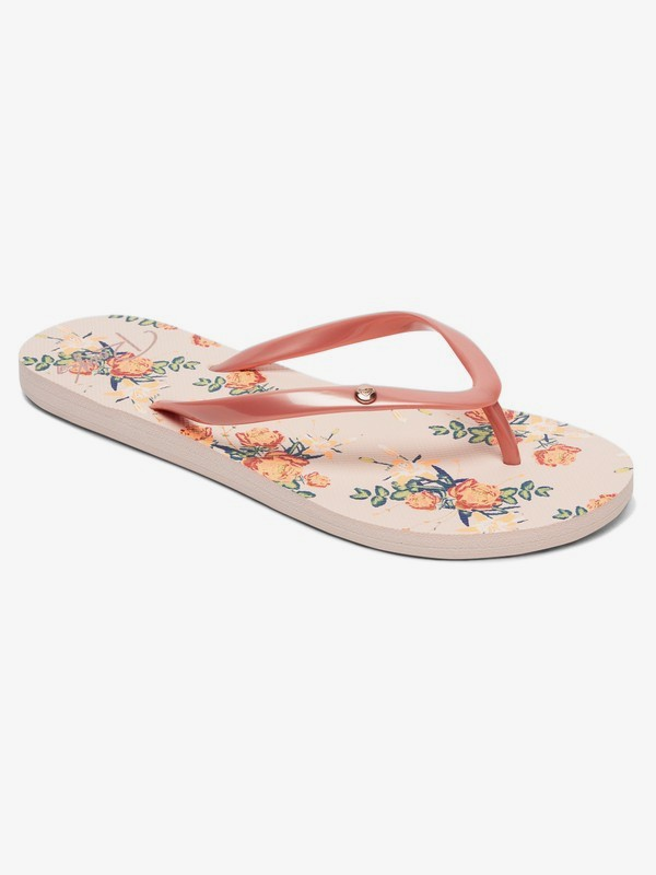 0 Portofino - Flip-Flops Orange ARJL100668 Roxy