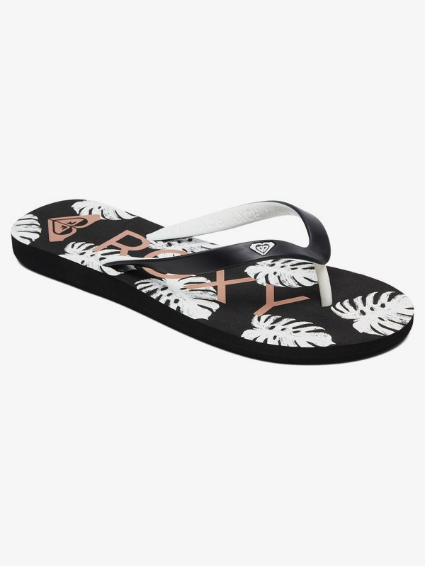 0 Tahiti - Flip-Flops for Women Black ARJL100669 Roxy