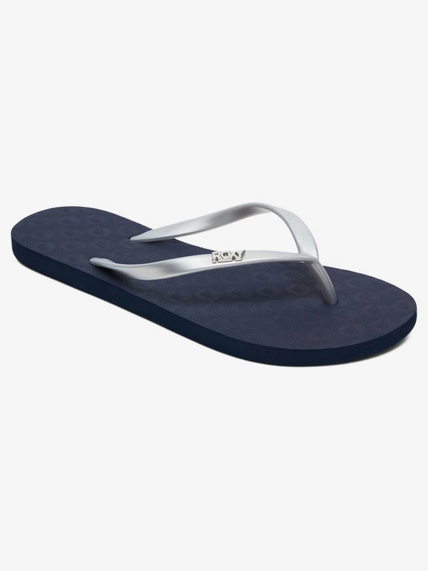 0 Viva Tone - Flip-Flops for Women Grey ARJL100682 Roxy