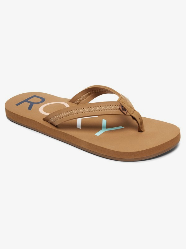 0 Vista Sandals Beige ARJL100690 Roxy