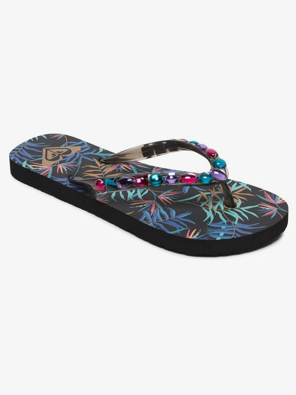 Jewel Printed - Flip-Flops for Women  ARJL100694