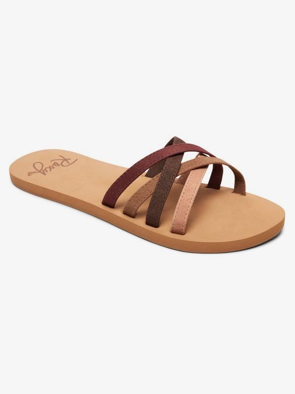 0 Abbie Sandals Orange ARJL100749 Roxy