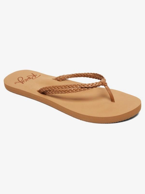 0 Costas Sandals White ARJL100763 Roxy