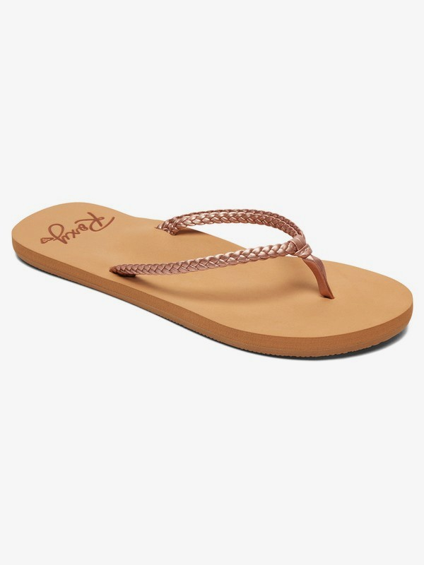 0 Costas Sandals Orange ARJL100763 Roxy