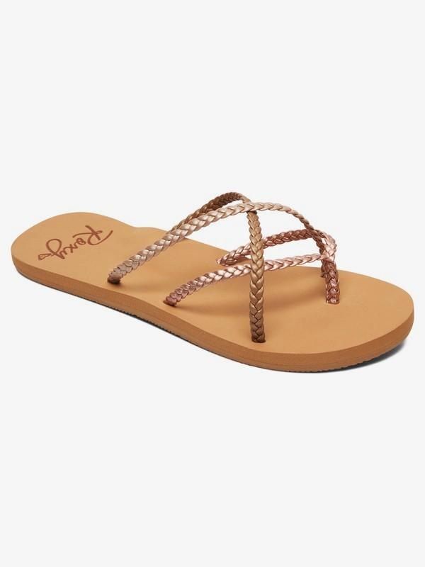 0 Trinn Sandals Orange ARJL100797 Roxy