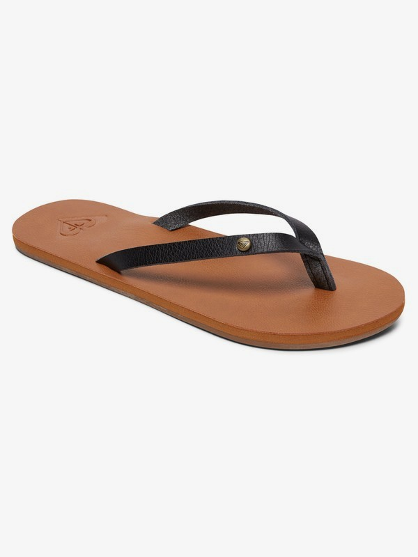 0 Jyll II - Flip-Flops for Women Black ARJL200636 Roxy