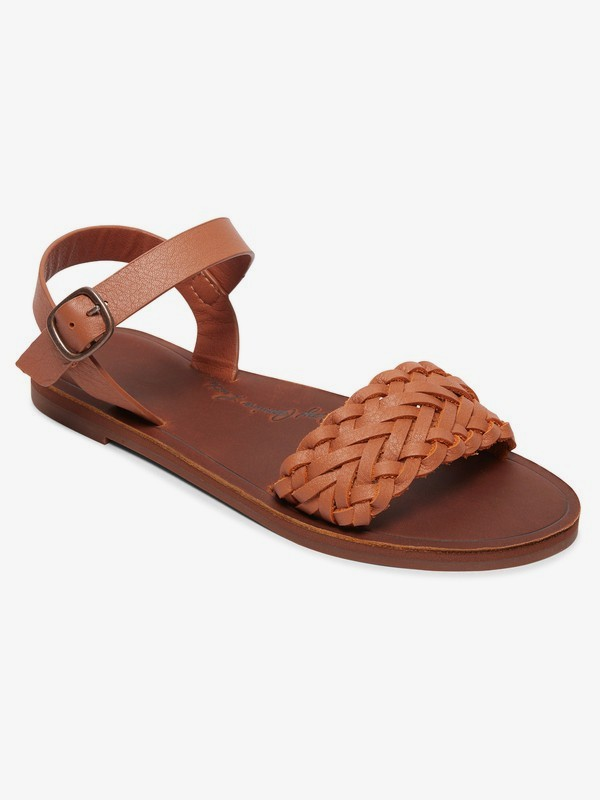 Jeanne - Leather Sandals  ARJL200743