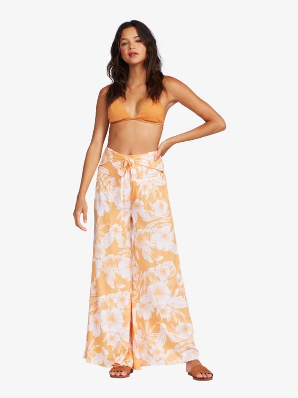 Floridita Beach - Wide Leg Trousers for Women  ARJNP03194