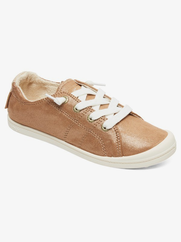 0 Bayshore Shoes Brown ARJS600418 Roxy