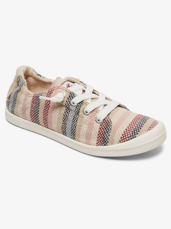 0 Bayshore Shoes Orange ARJS600418 Roxy