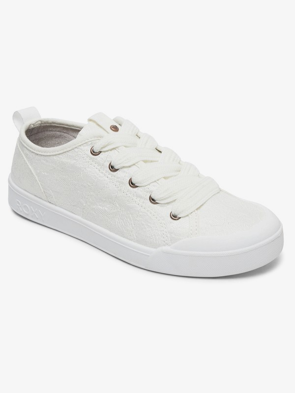 0 Thalia Shoes White ARJS600424 Roxy
