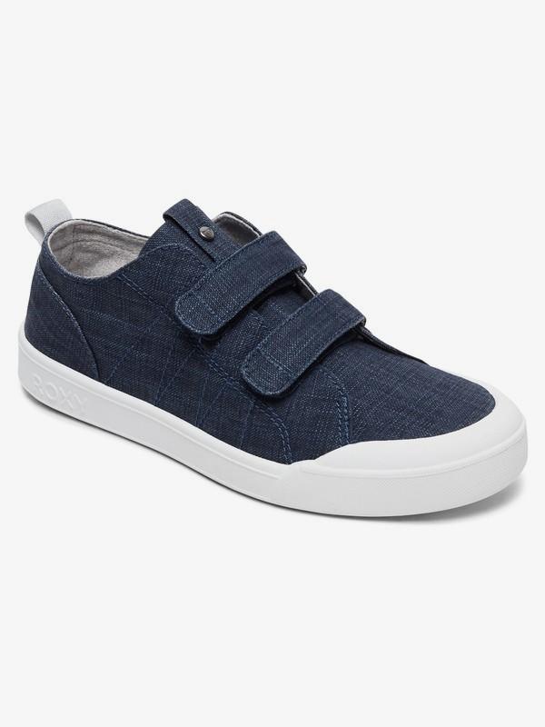 0 Trevor Shoes Blue ARJS600432 Roxy
