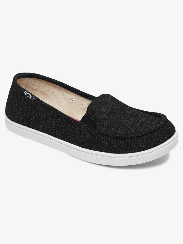 0 Minnow Slip-On Shoes Black ARJS600433 Roxy