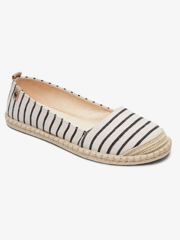 0 Felicity - Zapatillas sin Cordones para Mujer Negro ARJS600435 Roxy