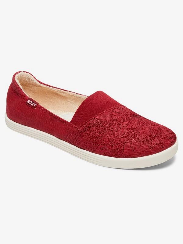 0 Danaris Slip-On Shoes Purple ARJS600459 Roxy