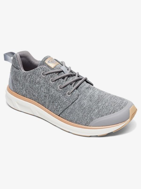 0 Set Session Shoes Grey ARJS700124 Roxy