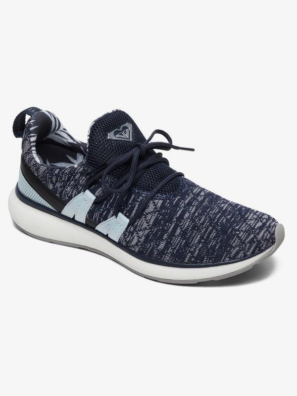 0 Set Seeker X Shoes Blue ARJS700132 Roxy