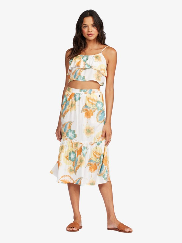 Easy Take - Midi Skirt for Women  ARJWK03049