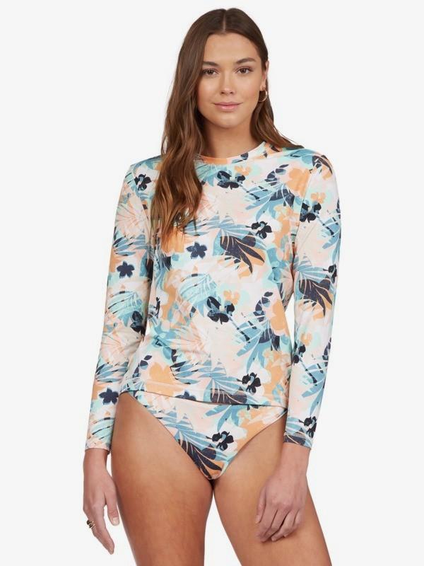 Sea Skippin - Long Sleeve UPF 50 Rash Vest for Women  ARJWR03159
