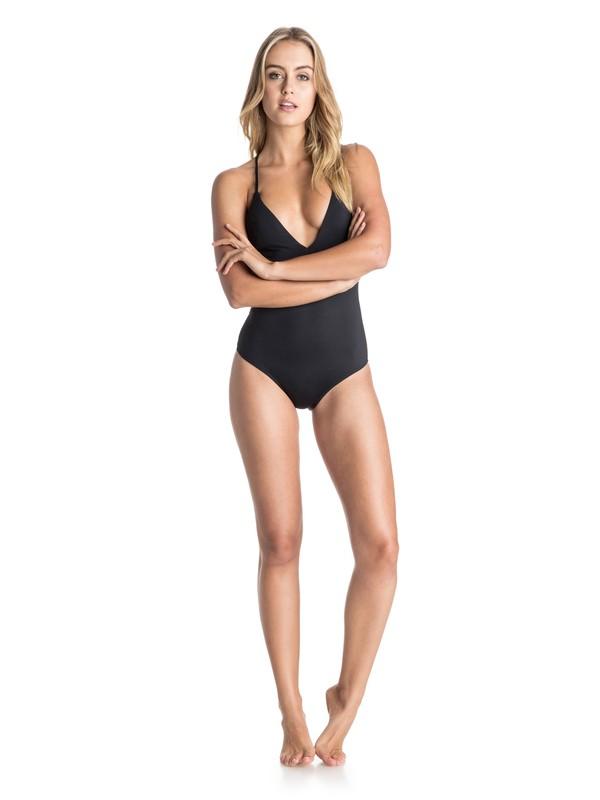 Deep V - One-Piece Swimsuit ARJX103026