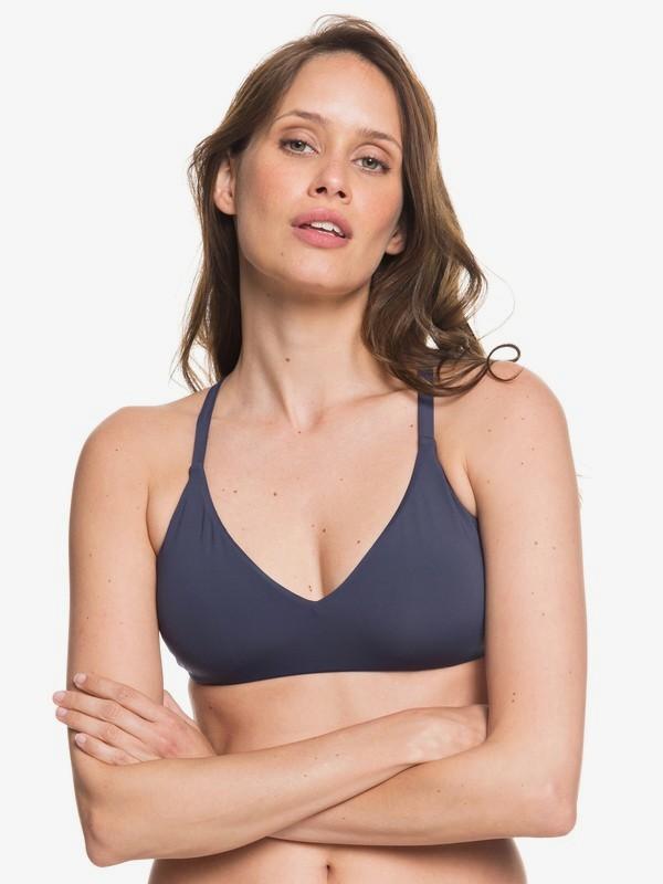 Beach Classics - Fixed Triangle Bikini Top for Women  ARJX303409