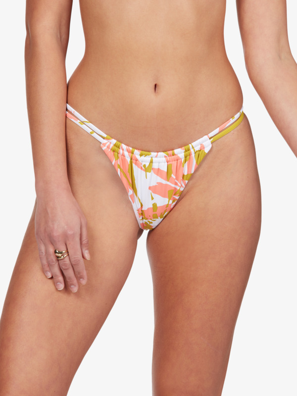 Wildflowers - Reverisble Mini Bikini Bottoms for Women  ARJX403470