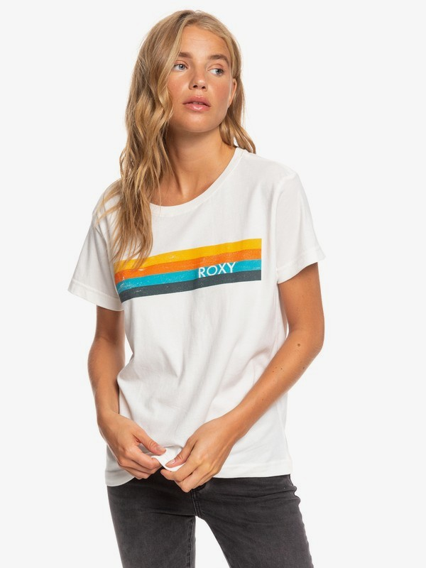 Retro Stripe - Boyfriend T-Shirt for Women  ARJZT05642