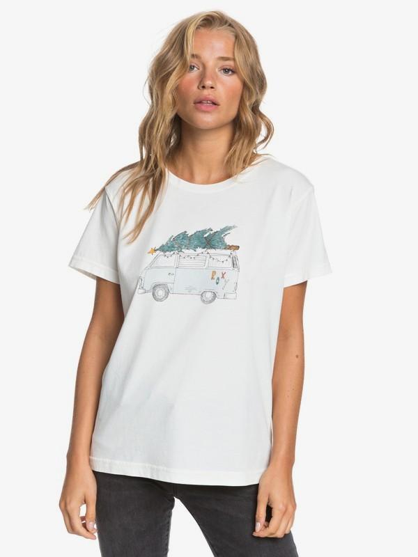 Xmas Van - T-Shirt for Women  ARJZT05998