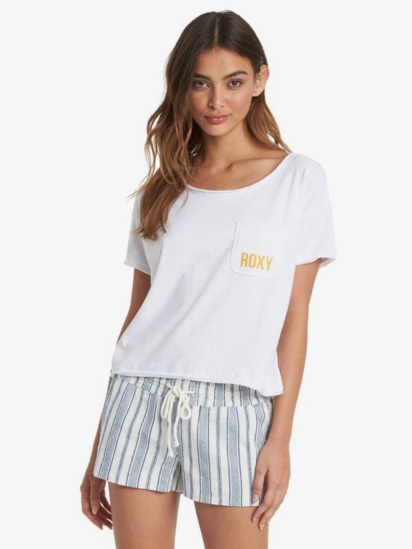 Retro Blason - Drop Shoulder T-Shirt for Women  ARJZT06051