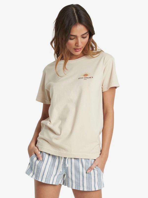 Sun Golden - T-Shirt for Women  ARJZT06060