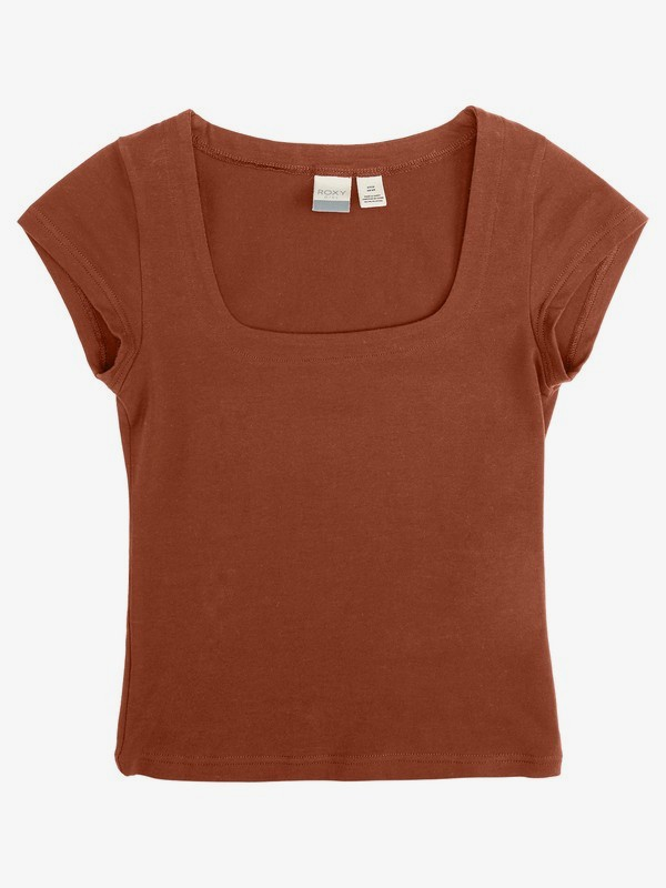 Artsy - Cap Sleeve T-Shirt for Women  ARJZT06071