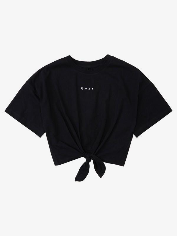 ROXY Twist - Tie-Front T-Shirt for Women  ARJZT06367