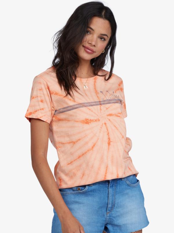 Palm Stripe - T-Shirt for Women  ARJZT06674
