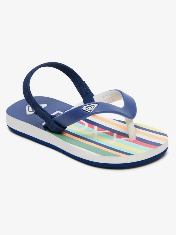 0 Girl's 2-6 Tahiti Sandals Blue AROL100005 Roxy