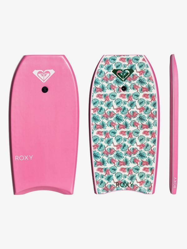 "0 Tropical 39"" Boogie Board Pink EGLTROPI39 Roxy"