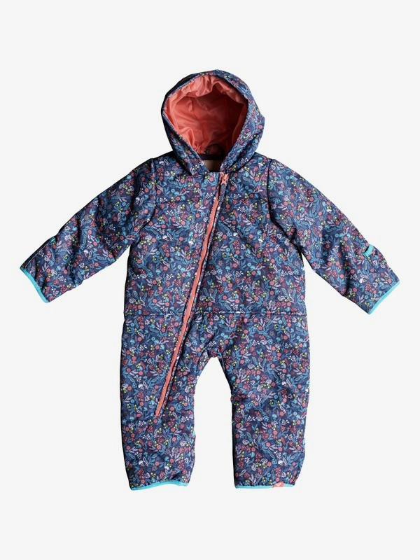 0 Baby Rose Snow Suit Azul ERETS03004 Roxy