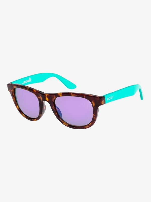 0 Little Blondie - Gafas de Sol para Chicas 3-7 Gris ERG6011 Roxy