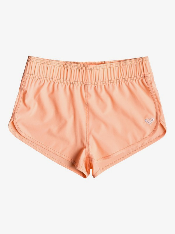 0 Surfing Free - Boardshort pour Fille 8-16 ans Rose ERGBS03058 Roxy