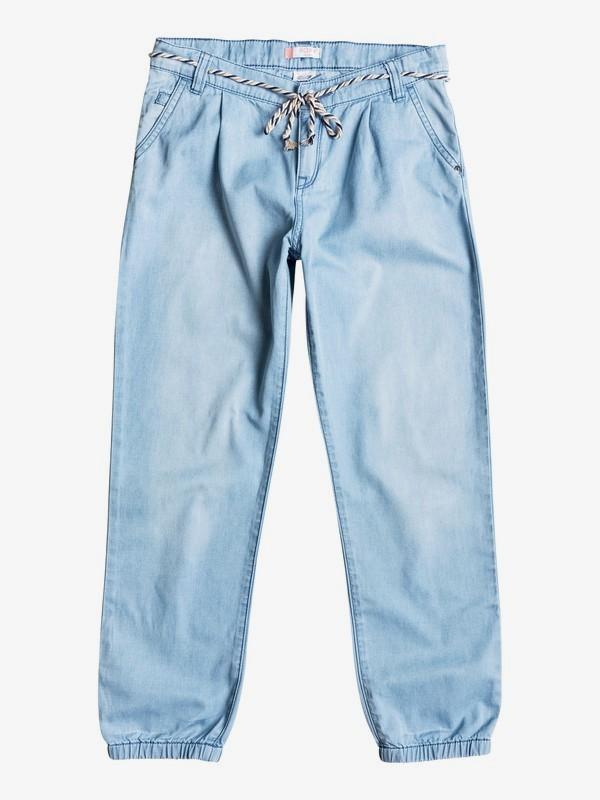 0 Спортивные джинсы Dimming Light Синий ERGDP03032 Roxy