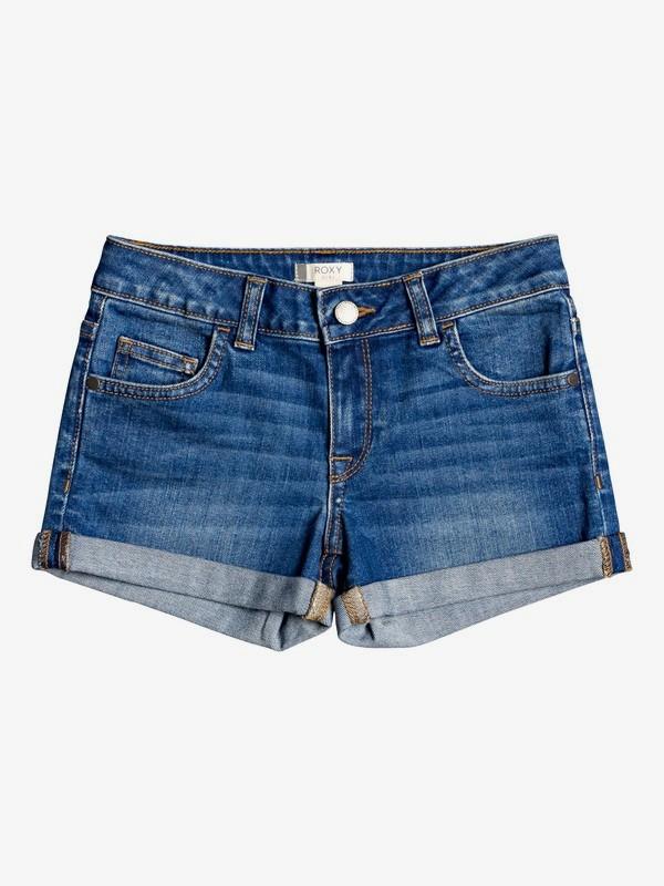 Lullaby Tonight - Denim Shorts for Girls 4-16  ERGDS03051