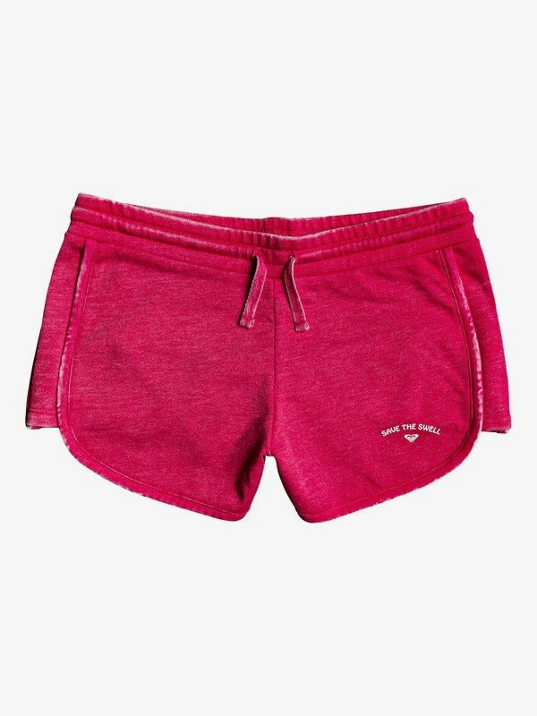 0 Girl's 7-14 New Adventures A Sweat Shorts Pink ERGFB03103 Roxy