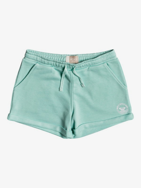 Be My Life B - Organic Sweat Shorts for Girls 4-16  ERGFB03194