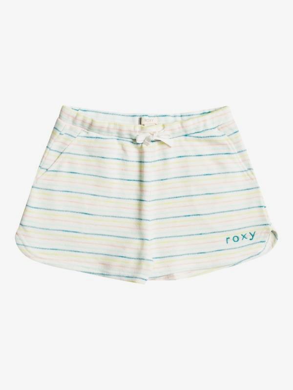 Lighter Day Stripe - Beach Shorts for Girls 4-16  ERGFB03209