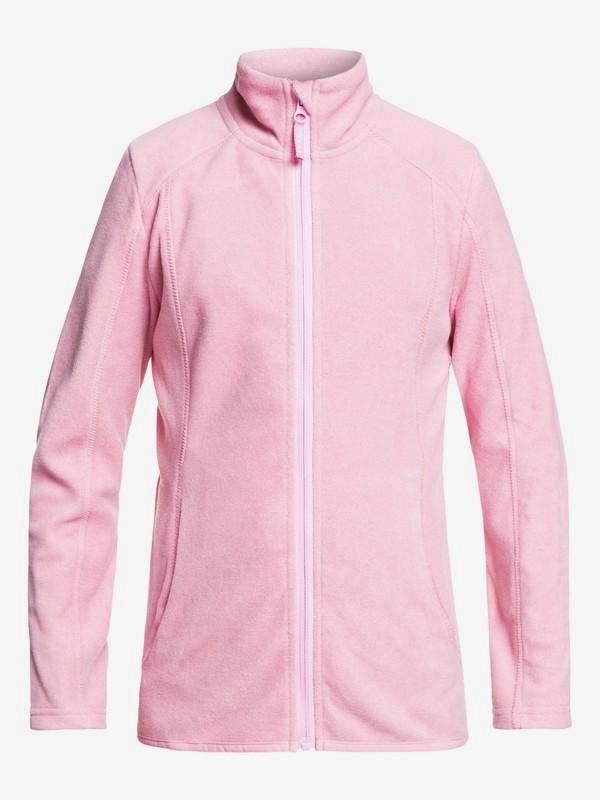 Harmony - Zip-Up Mock Neck Fleece for Girls 4-16  ERGFT03377