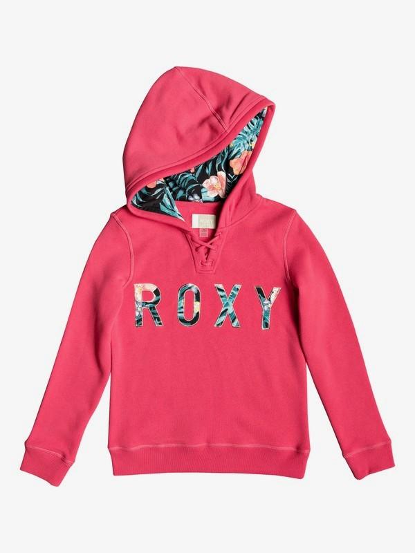0 Hope You Know - Kapuzenpulli für Mädchen 8-16 Rosa ERGFT03384 Roxy