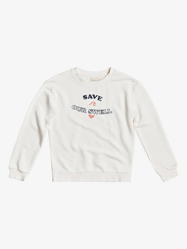 Natural - Sweatshirt for Girls 4-16  ERGFT03556