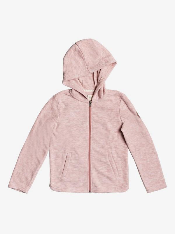 A Million Dream - Zip-Up Polar Fleece Hoodie for Girls 4-16  ERGFT03561