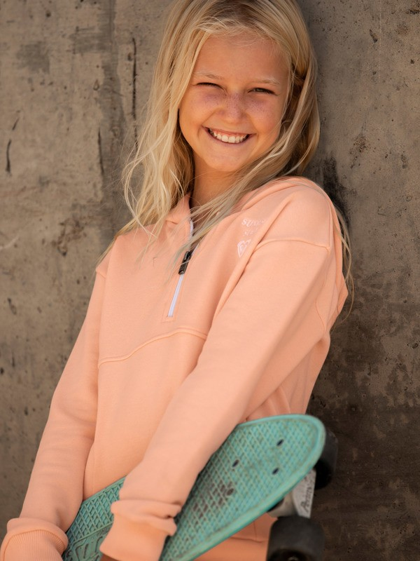 Noise Of The Wind - Hoodie for Girls 4-16  ERGFT03601