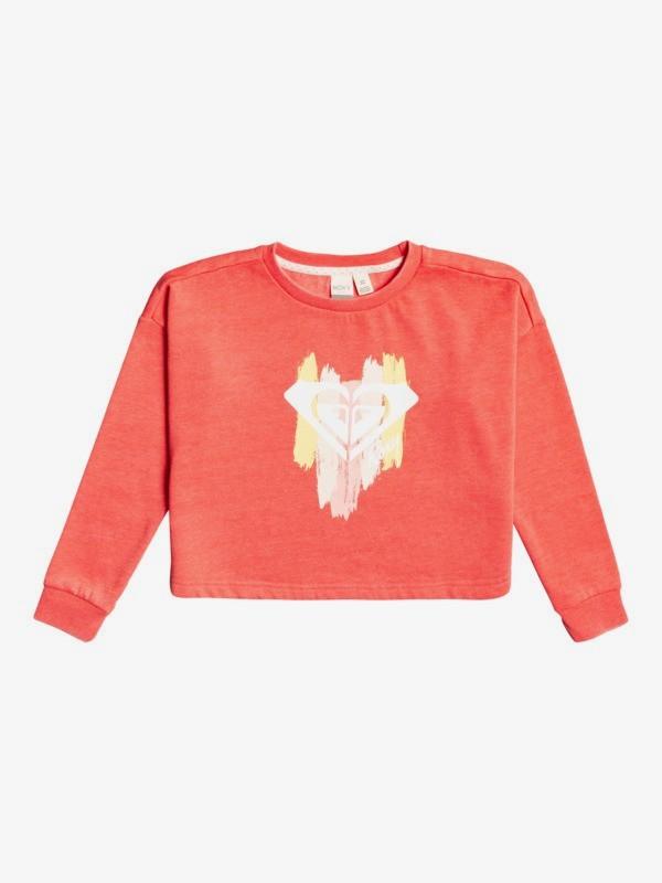 Dazzling Face - Sweatshirt for Girls 4-16  ERGFT03632