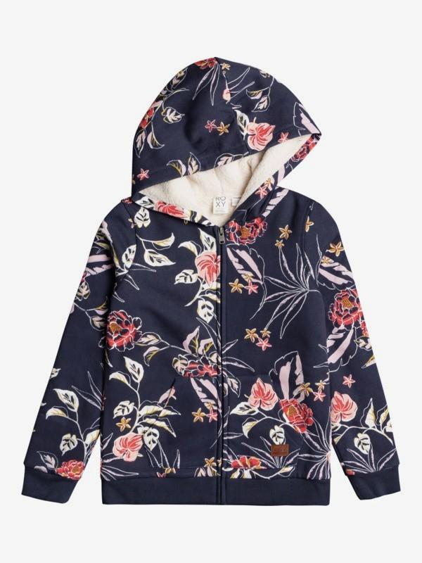 Say Love - Sherpa Hoodie for Girls  ERGFT03666